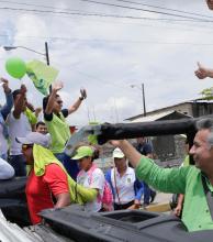 Ecuador: cerró la campaña más atípica de los últimos años