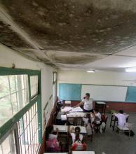 La Escuela Nº 8, otro establecimiento con problemas