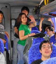Desde Corrientes, el viaje de egresados a Bariloche cuesta $40 mil por estudiante