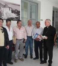 Stanovnik recibió a sindicatos docentes, a los que instó a mantener el diálogo