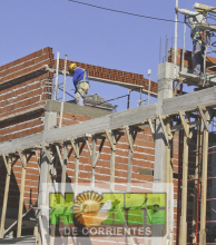 Comenzó a reactivarse la actividad laboral en el área de la construcción