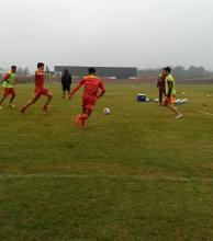 Boca Unidos volverá a entrenar esta tarde con la mirada fija en Chicago