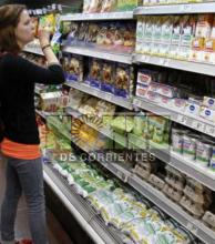 Retrocedieron las ventas en los shoppings y supermercados