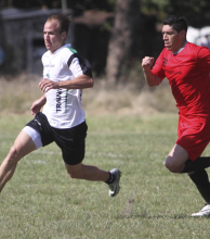 Mandiyú disputó ante Patria su primer cotejo amistoso