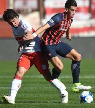 Deportivo Morón superó a San Lorenzo por Copa Argentina