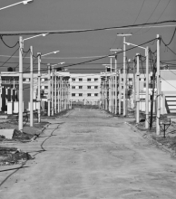 Santa Catalina: en un mes realizarán la primeras pruebas en el tendido eléctrico