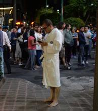 Ascienden a 32 los muertos por el terremoto en México