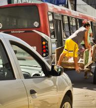 Buscan por una ordenanza que se controle a carreros