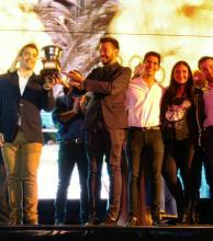 Se entregaron los premios del Carnaval 2017 y los comparseros festejaron su día