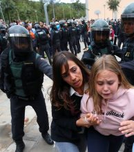 El gobierno elevó a 761 las personas heridas por la salvaje actuación policial