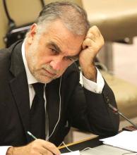 El ex fiscal Luis Moreno Ocampo cada vez más complicado