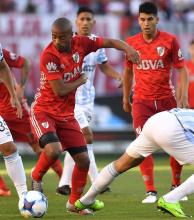 River igualó con Atlético Tucumán, luego de empezar ganando