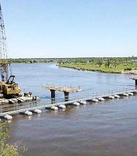 Está asegurado el transporte fluvial por el arroyo Guazú entre Esquina y Goya