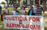 Familiares de Ramón Ojeda se constituirán como querellantes