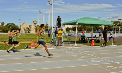 Nueva reprogramación del Nacional U-20 de atletismo