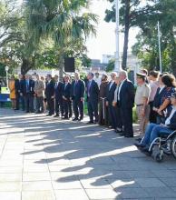El intendente Ríos recomendó releer los principios políticos de José de San Martín
