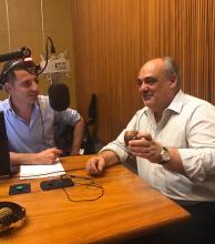 En Buenos Aires Colombi criticó fuerte al gobierno nacional