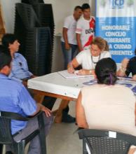Relevamiento de extranjeros en los barrios correntinos