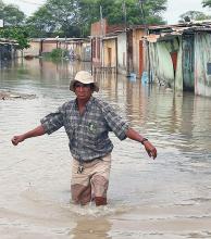 Alertan que continuarán los fenómenos climáticos extremos