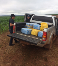 Apresan en Brasil a parte de la banda de ladrones de Prosegur