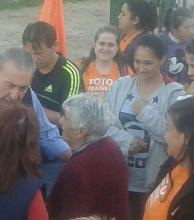 """Toto Ibáñez: """"voy a luchar contra la pobreza con las herramientas que tenga"""""""