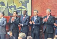 Regreso anticipado de Macri por una descompensación