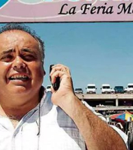 """Detuvieron a Jorge Castillo, """"el Rey de La Salada"""", que se resistió a los tiros"""