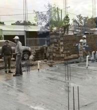 En septiembre estará lista la primera etapa del hospital de San Cosme