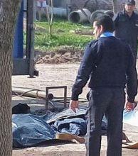 Vilelas: fallecieron cuatro operarios de Sameep por inhalación de gases y fluidos del sistema cloacal