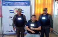 Extraditaron al Paraguay al narco detenido en Ituzaingó