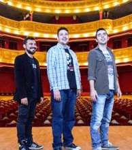Humor, música y risas junto a los Comunes y Corrientes