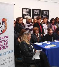 Correntinas se preparan para el 32º Encuentro de Mujeres