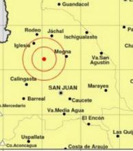 Dos sismos hicieron estremecer a la provincia de San Juan