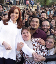 """CFK: """"Macri convirtió al Estado en empresa privada"""""""