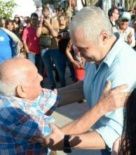 Fabián Ríos criticó a la prensa complaciente con el fraude