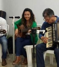 El chamamé se sumó al 46º aniversario de la Casa Japonesa en Corrientes