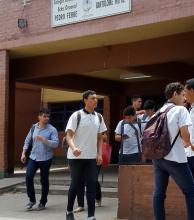 Alarma por la inseguridad en cercanías del Liceo Ferré: alumnos son víctimas