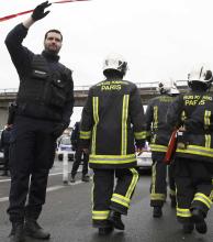 París: matan a hombre que le quitó el arma a soldado