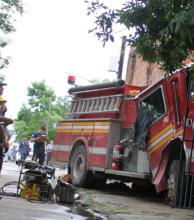 Dueños de la casa destruida piden respuestas de Bomberos