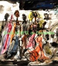 Los egresados del Josefina Contte mostrarán sus obras