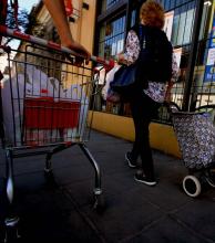 Supermercados, con falta de primeras marcas y etiquetado de precios
