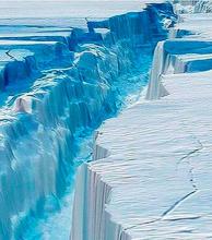 El iceberg desprendido en la Antártida se derretiría en el lugar