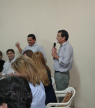 El Partido Nuevo eligió a Magno Ramírez como su candidato a diputado provincial