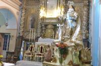 Los padres franciscanos restablecen la Cofradía de Nuestra Señora de la Merced