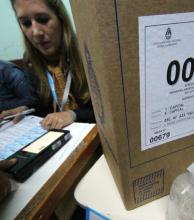 Un par de localidades se afilan para el recuento oficial de votos