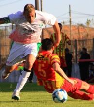 Boca Unidos perdió en San Luis