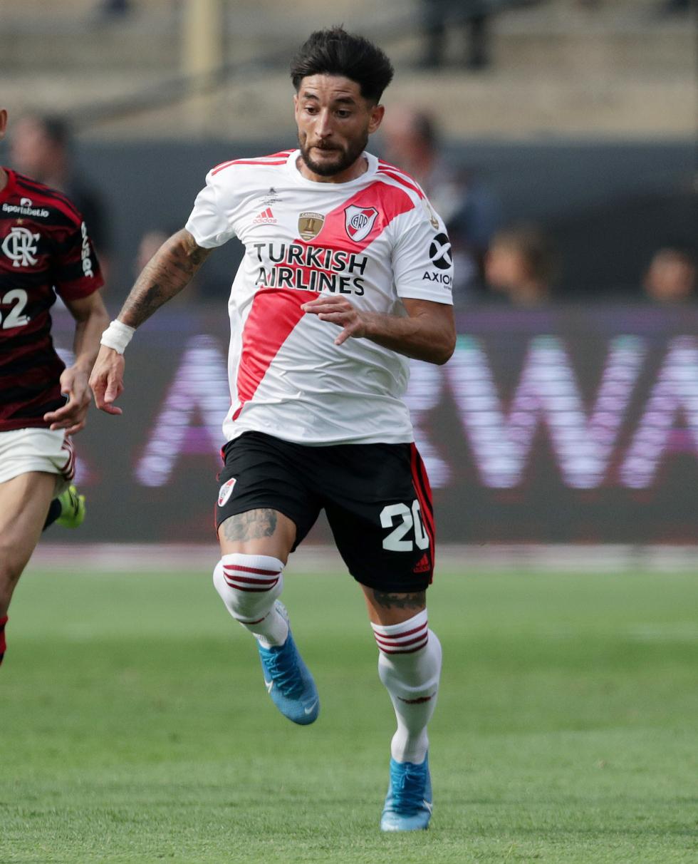 Milton Casco se pierde los dos que restan de la Superliga   Norte Corrientes