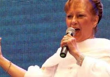 Consternación en el ambiente artístico correntino por la muerte de Ramona Galarza