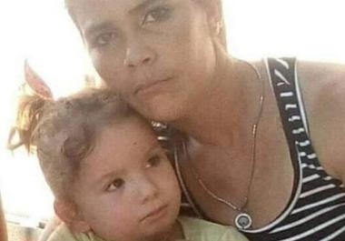 Desesperada búsqueda de una mujer correntina que desapareció con sus dos nenas