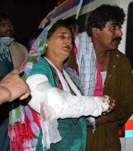 No menos de 70 muertos en atentado en Pakistán